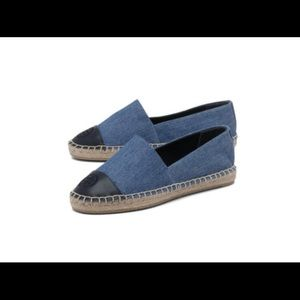 Almost NEW Tory Burch Espadrille Flats